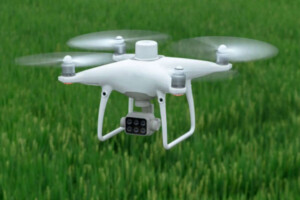 drones for wind, solar and electricity